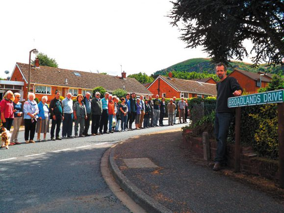 Homes bid raises fears over junction safety | The Malvern