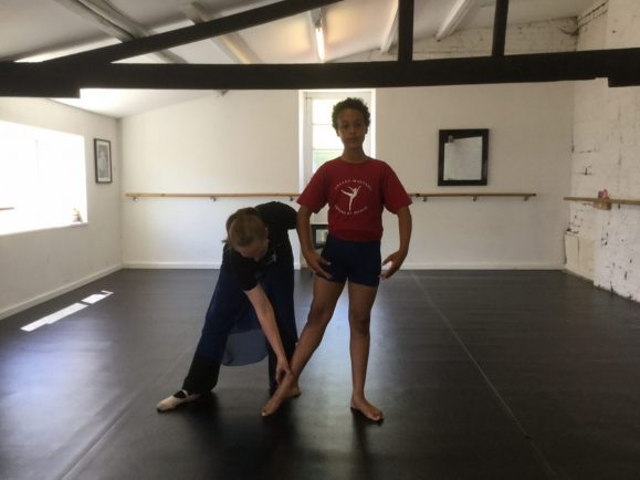Malvern dancer offered place at Royal Ballet School | The