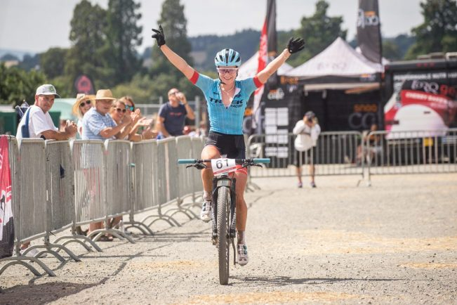 Joy for Malvern riders Richards and Harnden in Builth Wells